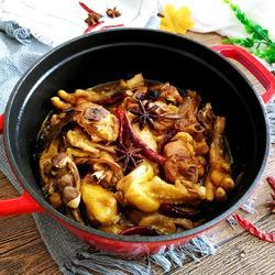 家乡特色菜~白土岗辣子鸡