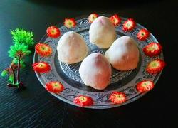 新文美食 网红草莓大福