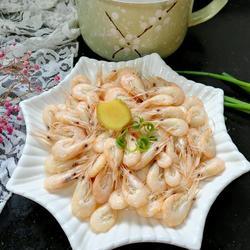 无锡盐水白虾