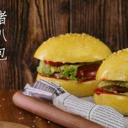 中式猪扒包