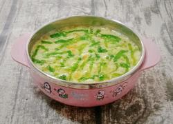 鸡蛋芙蓉面线 (宝宝辅食)