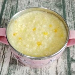 茭白小米粥 (宝宝辅食)