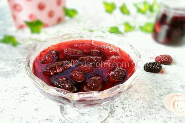 桑椹水果茶