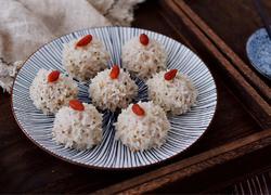 【正月十五闹元宵】香菇猪肉糯米丸子