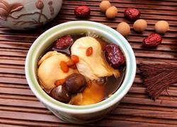 桂圆红枣蛋