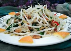 海米绿豆芽