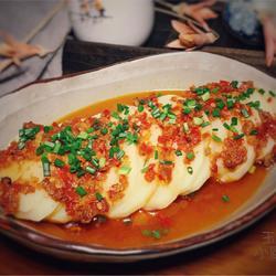 剁椒蒸土豆