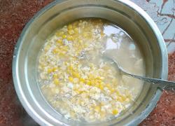玉米瘦肉蛋花羹