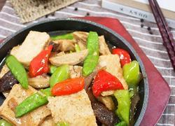 铁板千叶豆腐