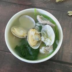 海鮮菠菜粥的做法[圖]