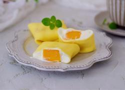 水果创意菜+芒果班戟