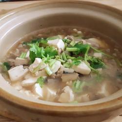 咸鱼豆腐煲