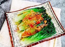 蒜蓉白灼生菜