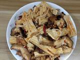凉拌腐竹香菇的做法[图]