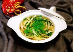 菌汤龙须菜
