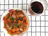 法式红酒炖牛肉的做法[图]