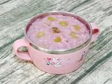 紫薯水果粥 (宝宝辅食)的做法[图]