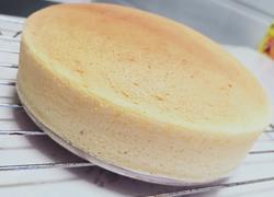 轻乳酪蛋糕8寸