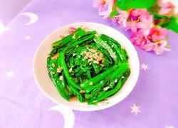蒜茸油麦菜