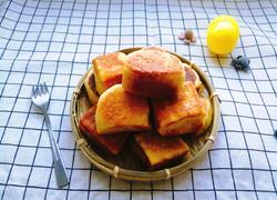 平底锅版南瓜小面包
