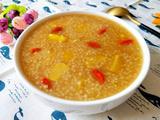 板栗小米粥的做法[图]