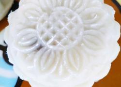 麻山药月饼