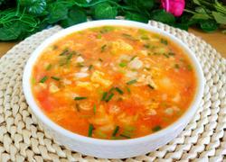 茄汁菌菇疙瘩汤