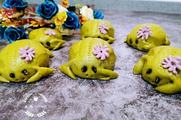 青蛙芸豆包
