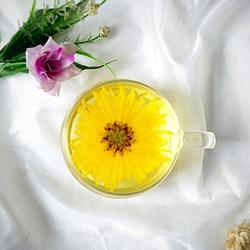 椴树蜜金丝皇菊茶