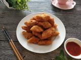 酥炸鳕鱼块的做法[图]