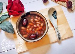 秋冬益气补血养生糖水-五红汤