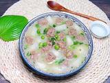 萝卜肉丸汤的做法[图]