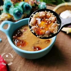 桃胶小米汤的做法[图]