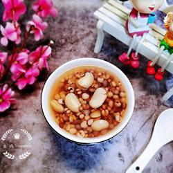 红豆薏米芸豆汤(健脾利湿)的做法[图]
