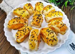 奶香红薯酥饼