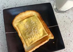 【能量早餐】芝香鸡蛋吐司片
