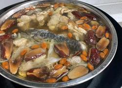 淮山炖鸡汤
