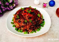 红糖糯米饭