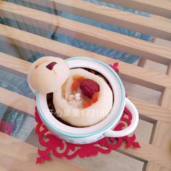 川贝母蒸梨
