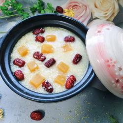 小米红薯粥的做法[图]