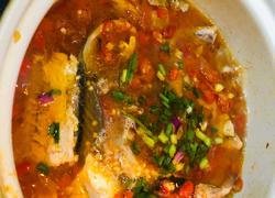 红茄汁酸辣鱼