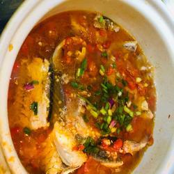 红茄汁酸辣鱼的做法[图]