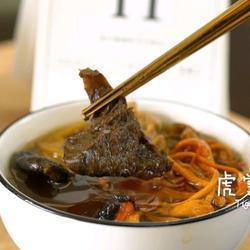 虎掌菌菇汤