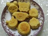 动物小蛋糕的做法[图]