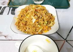高阶版剁辣椒蛋炒饭