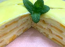 芒果千层蛋糕