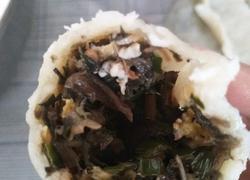 马齿笕韭菜蒸饺