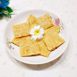 鸡蛋燕麦片煎饼的做法[图]
