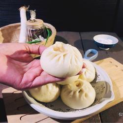 味美多汁的大肉包的做法[圖]