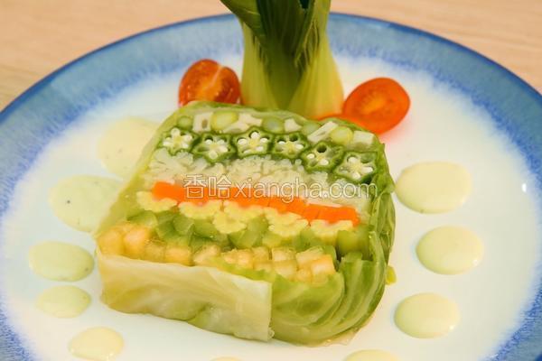 法式蔬菜冻